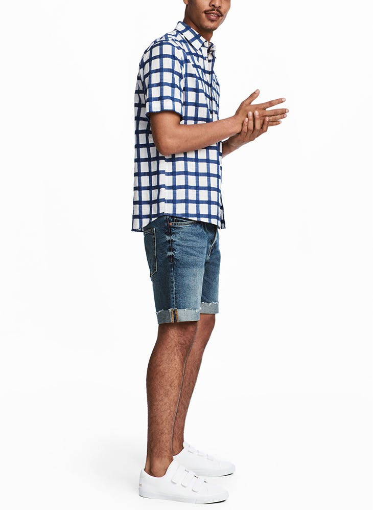 Con Cortos 5 Hombre Pantalones Outfits WE2IDH9