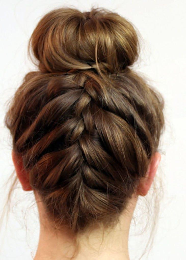 3 peinados sencillos que podrs hacerte t mismas - Peinados Sencillos