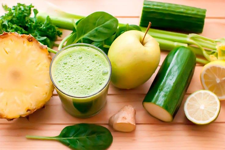 Dieta depurativa para verano