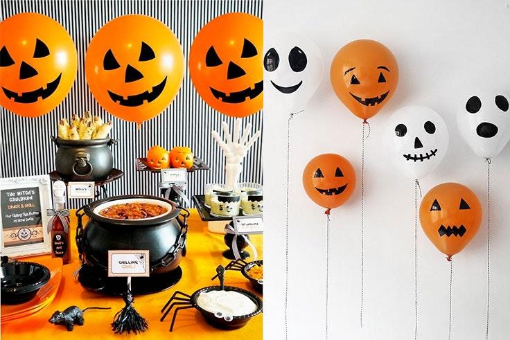 La decoraci n de halloween m s terror fica para tu casa for Ideas para decorar tu casa en halloween