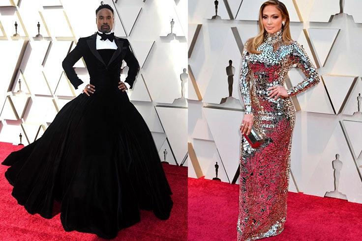 Looks Oscar 2019 Los Mejores Y Peores Vestidos