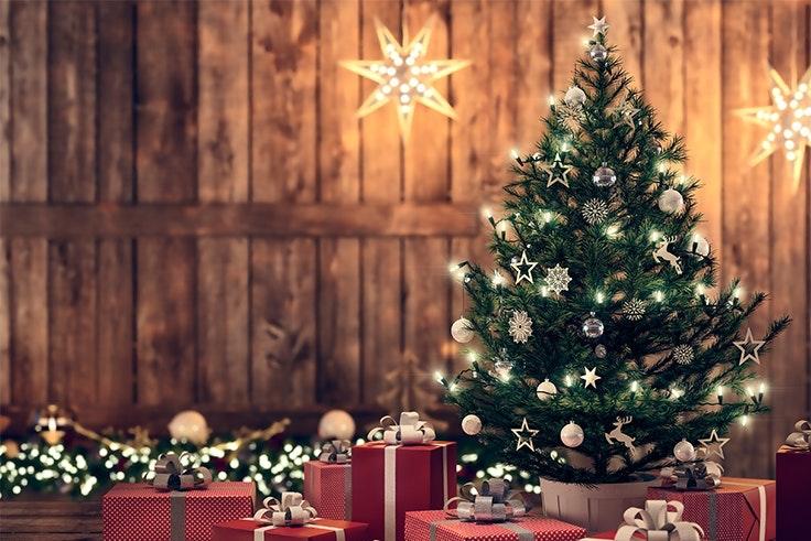 2436f35a8c3cd Árbol de Navidad 2018 - Cómo decorar un árbol de Navidad
